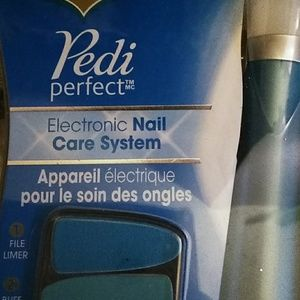 Amop'e pedi perfect Other - Amope'Peddy perfect electric Nail Care System